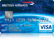 British Airways Signature Credit Card