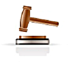 law and court icon