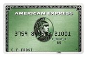 american express green charge card