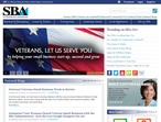 The U.S. Small Business Administration web-site
