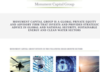 Monument Capital Group website picture